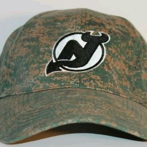 BDA inc. New Jersey Devils camouflage hat